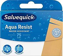Perfumería y cosmética Tiritas resistentes al agua, 75 cm - Salvequick Aqua Resist