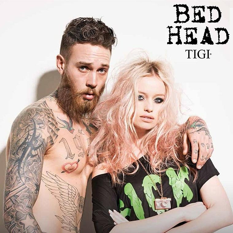 Tratamiento reconstructor para cabello tratado quimicamente - Tigi Bed Head Colour Combat Dumb Blonde Conditioner — imagen N5