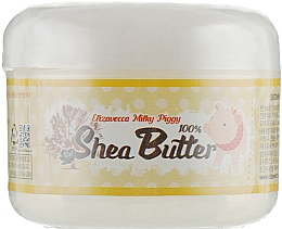 Perfumería y cosmética Crema-bálsamo universal con manteca de karité - Elizavecca Face Care Milky Piggy Shea Butter 100%
