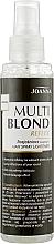 Perfumería y cosmética Spray efecto balayage natural con complejo de queratina - Joanna Multi Blond Spray