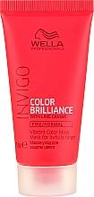 Perfumería y cosmética Mascarilla protectora del color - Wella Professionals Invigo Color Brilliance Mask