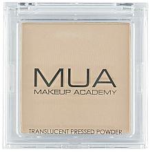 Perfumería y cosmética Polvo facial prensado translúcido - MUA Translucent Pressed Powder