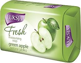 Perfumería y cosmética Jabón con manzana verde - Luksja Fresh Green Apple Moisturizing Soap