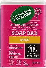 Perfumería y cosmética Jabón de manos orgánico con aroma a rosa - Urtekram Pure Indulgement Rose Soap