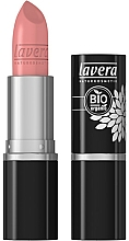 Perfumería y cosmética Barra de labios orgánica con aceite de coco - Lavera Beautiful Colour Intense Lipstick