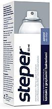 Perfumería y cosmética Spray para pies con aceite de maleluca y eucalipto - Aflofarm Steper Foot Spray