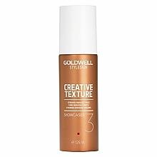 Perfumería y cosmética Cera mouse para cabello con proteínas de bambú - Goldwell Style Sign Creative Texture Strong Mousse Wax