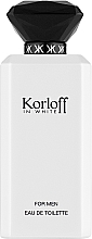 Perfumería y cosmética Korloff Paris Korloff In White - Eau de toilette