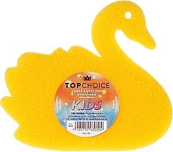 Perfumería y cosmética Esponja de baño, 30604, amarilla - Top Choice Bath Sponge Kids