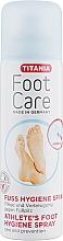 Perfumería y cosmética Spray antifúngico para pies - Titania Foot Care Spray