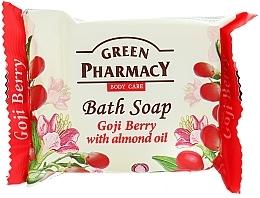 Perfumería y cosmética Jabón con aceite de almendras dulces y bayas de goji - Green Pharmacy