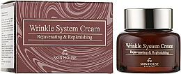Perfumería y cosmética Crema facial rejuvenecedora con colágeno - The Skin House Wrinkle System Cream