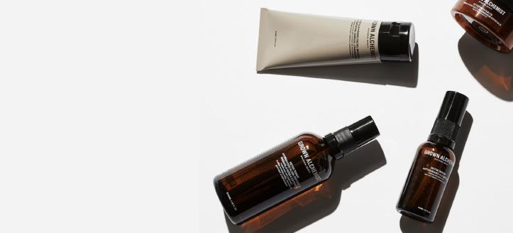 Por compras de productos de la marca Grown Alchemist, recibe una crema de día mini de regalo