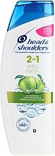 Perfumería y cosmética Champú & acondicionador con aroma a manzana fresca - Head & Shoulders Apple Fresh Shampoo 2in1