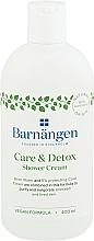 Perfumería y cosmética Gel de ducha-crema con agua de abedul - Barnangen Care & Detox Shower Cream