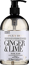 Perfumería y cosmética Jabón de manos líquido '' jengibre & lima'' - Baylis & Harding Fuzzy Duck Hand Wash, Ginger & Lime