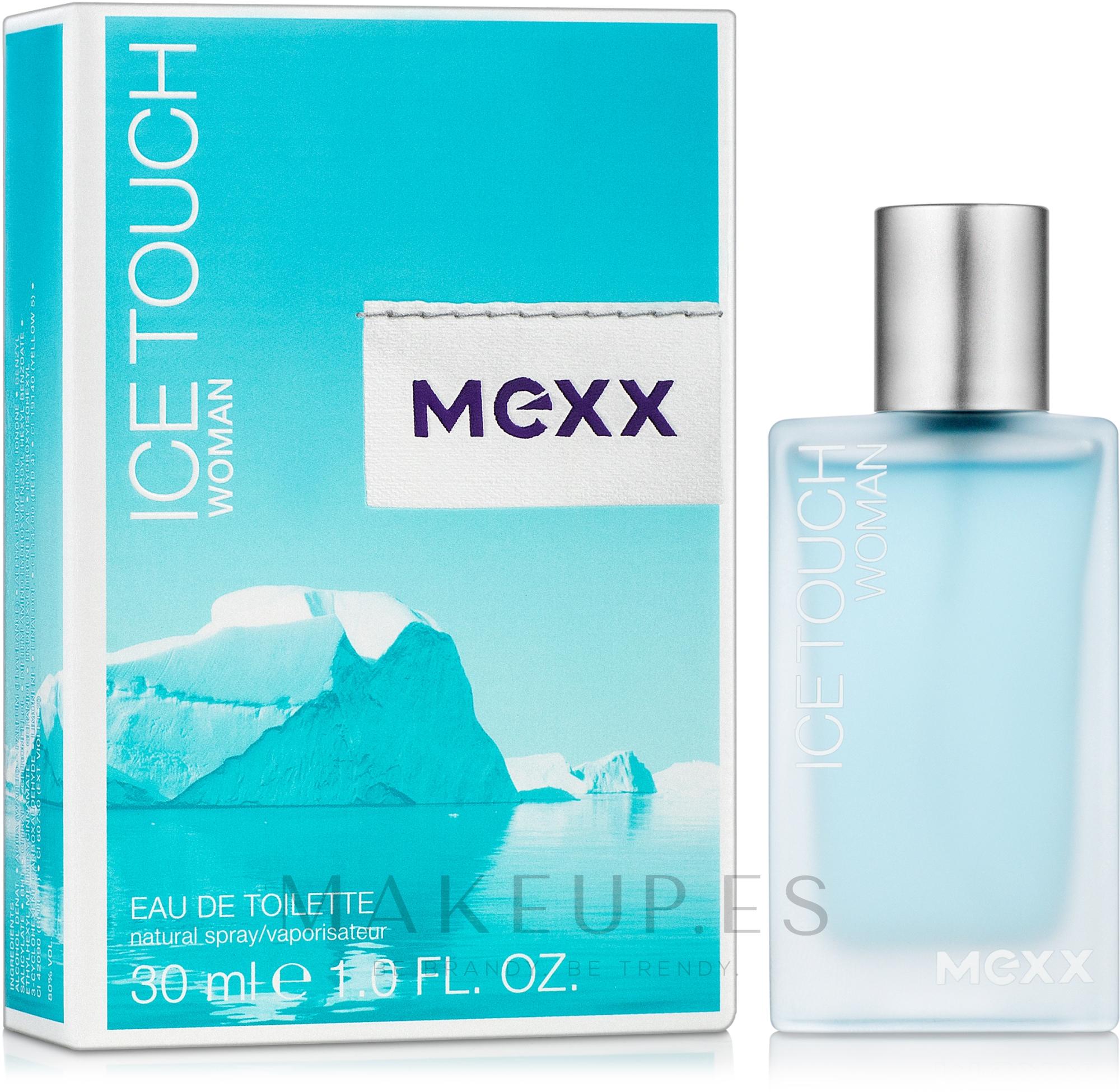 Mexx Ice Touch Woman - Eau de toilette — imagen 30 ml