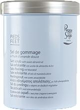 Perfumería y cosmética Sales de baño exfoliantes para pies con aceite de almendras dulces - Peggy Sage Salt Scrub
