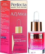 Sérum facial con extractos de centella asiática & ciruela kakadu - Perfecta Azjatica Day & Night Serum — imagen N1