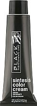 Perfumería y cosmética Crema colorante permanente - Black Professional Line Sintesis Color Creme
