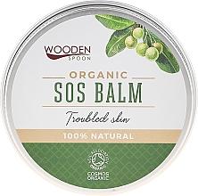 Perfumería y cosmética Bálsamo corporal natural para piel problemática - Wooden Spoon SOS Balm Trouble Skin