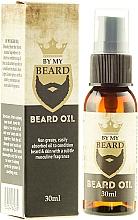 Perfumería y cosmética Aceite de barba con pachulí - By My Beard Beard Care Oil