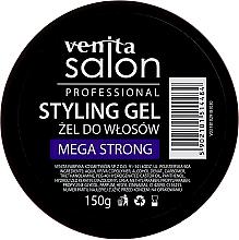 Perfumería y cosmética Gel moldeador de fijación extra fuerte - Venita Salon Professional Styling Mega Strong