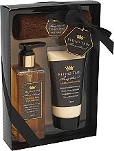 Perfumería y cosmética Set corporal - Beeing True (gel de ducha/250ml + loción/180ml + toalla)