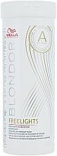 Perfumería y cosmética Polvo aclarante para cabello - Wella Professionals Blondor Freelights