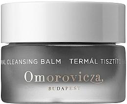 Perfumería y cosmética Bálsamo facial limpiador térmico rico en arcillas - Omorovicza Thermal Cleansing Balm (mini)