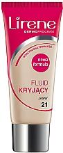 Perfumería y cosmética Crema fluida con color - Lirene
