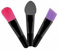 Perfumería y cosmética 3 aplicadores para labios y ojos - Vipera Magnetic Play Zone