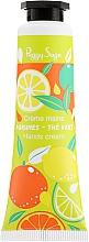 Perfumería y cosmética Crema de manos con karité, aroma a té verde cítrico - Peggy Sage Agrumes-The Vert Hands Cream