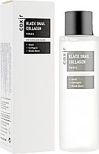 Perfumería y cosmética Tónico facial hidratante con colágeno y baba de caracol - Coxir Black Snail Collagen Toner