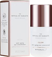 Perfumería y cosmética Concentrado para contorno de ojos con flor de azafrán - Rituals The Ritual Of Namaste Anti-Aging Eye Concentrate