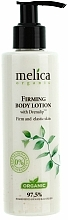 Perfumería y cosmética Leche corporal orgánica con Drenalip TM sin parabenos - Melica Organic Firming Body Lotion