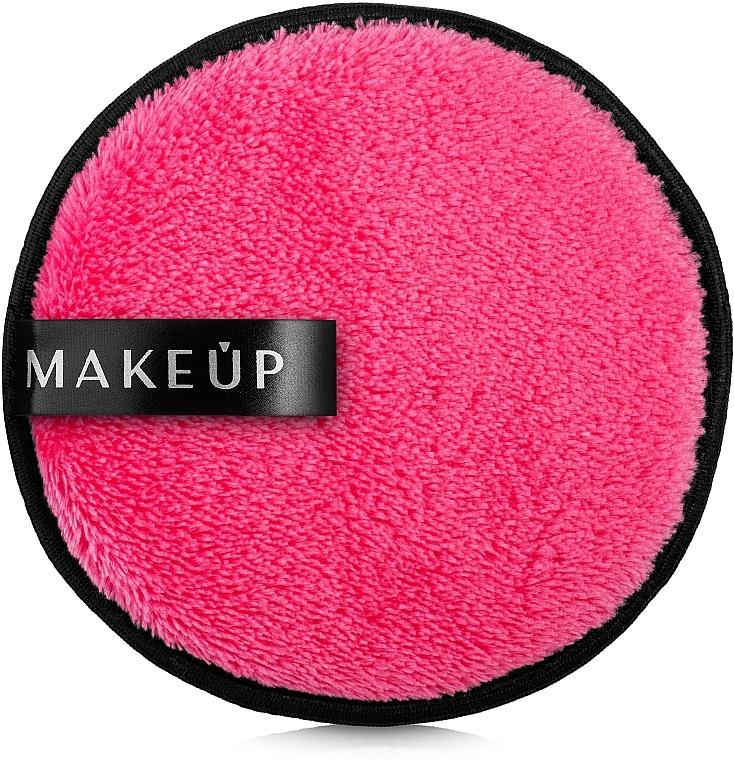 """Esponja limpiadora facial cyclamen """"My Cookie"""" - MakeUp Makeup Cleansing Sponge Fuchsia"""