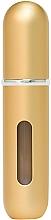 Set atomizadores, vacíos - Travalo Classic HD Gold Set (atomizador/3x5ml + estuche) — imagen N3