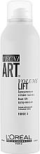 Perfumería y cosmética Spray mousse para raíces de cabello de fijación fuerte - L'Oreal Professionnel Tecni.art Volume Lift