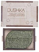 Perfumería y cosmética Champú sólido fortificante con aceite de bergamota y vitamina E - Dushka
