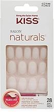 Perfumería y cosmética Set de uñas postizas - Kiss Salon Flexi-Fit Patented Technology Nails (28 uds.)