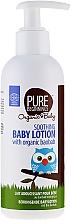Perfumería y cosmética Loción corporal con extracto orgánico de baobab y aceite de coco - Pure Beginnings Soothing Baby Lotion