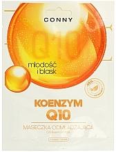 Perfumería y cosmética Mascarilla facial natural con coenzima Q10 - Conny Q10 Essence Mask