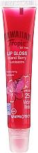 Perfumería y cosmética Bálsamo labial protector solar - Hawaiian Tropic Gloss Lip Gloss Island Berry SPF 25
