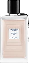 Perfumería y cosmética Lalique Oriental Zinc - Eau de Parfum