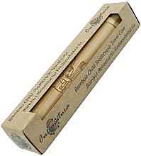 Perfumería y cosmética Estuche de viaje de bambú infantil para cepillo dental - Curanatura Junior Bamboo Child Toothbruth Travel Case