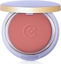 Perfumería y cosmética Colorete para acabado ligero con UV filtros - Collistar Silk Effect Maxi Blusher