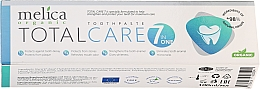 Perfumería y cosmética Pasta dental orgánica cuidado total - Melica Organic Toothpaste Total Care 7