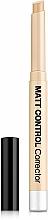 Perfumería y cosmética Corrector mate - Dermacol Matt Control Corrector