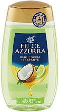 Perfumería y cosmética Aceite de ducha hidratante con coco & lima - Felce Azzurra Shower Oil